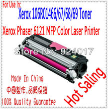 Color Toner Cartridge For Xerox Phaser 6121 6121MFP Printer,For Xerox 106R01469 106R01468 106R01467 106R01466 Toner Cartridge