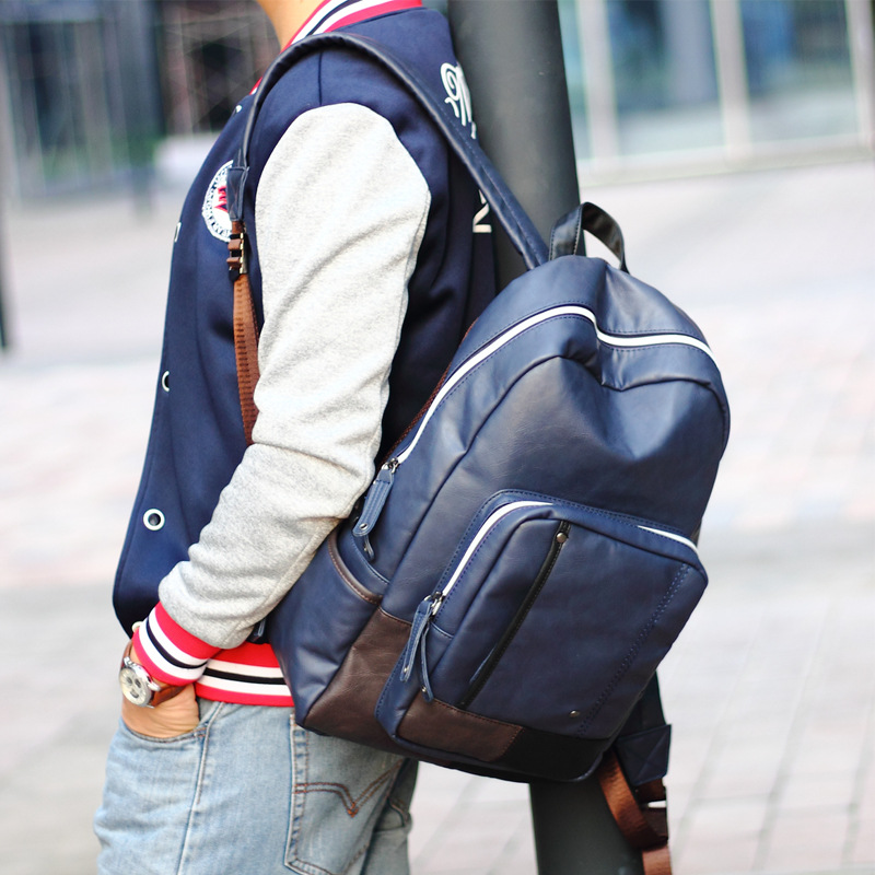 Mens Backpack Mens Bag High School Student Bag Outdoor Backpack Computer preppy style Casual Womens Back BagMens Backpack Mens Bag High School Student Bag Outdoor Backpack Computer preppy style Casual Womens Back Bag