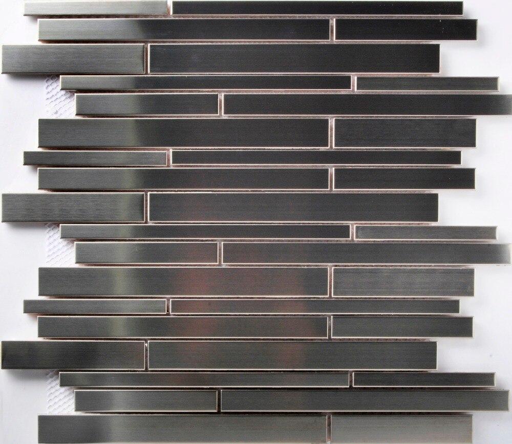 Achetez en Gros acier inoxydable mosaïque en Ligne à des ...