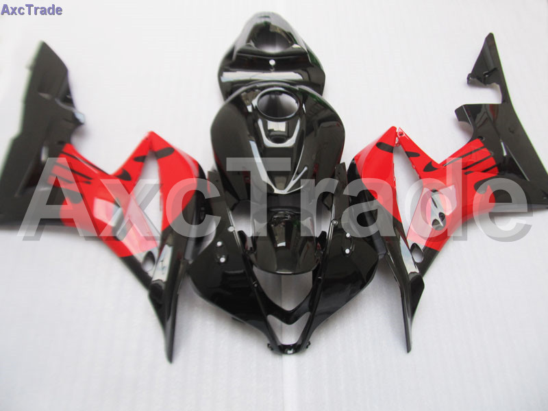 Motorcycle Fairing Kit For Honda CBR600RR CBR600 CBR 600 RR 2007 2008 F5 Fairings kit High Quality ABS Plastic Red Black C110 custom made motorcycle fairing kit for honda cbr600rr cbr600 cbr 600 rr 2007 2008 f5 abs fairings kits fairing kit bodywork c99