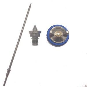 Image 1 - WENXING Spray Gun W101 Hand Manual Spray Gun Nozzle 1.0/1.3/1.5/1.8mm Paint Spray Gun Nozzle Kit Set