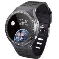 Smart watch s99b soporte android 5.1 mtk6580m de teléfono 1.3g de cuatro núcleos 8 gb de memoria de la tarjeta sim wifi bluetooth gps smartwatch pk kw88