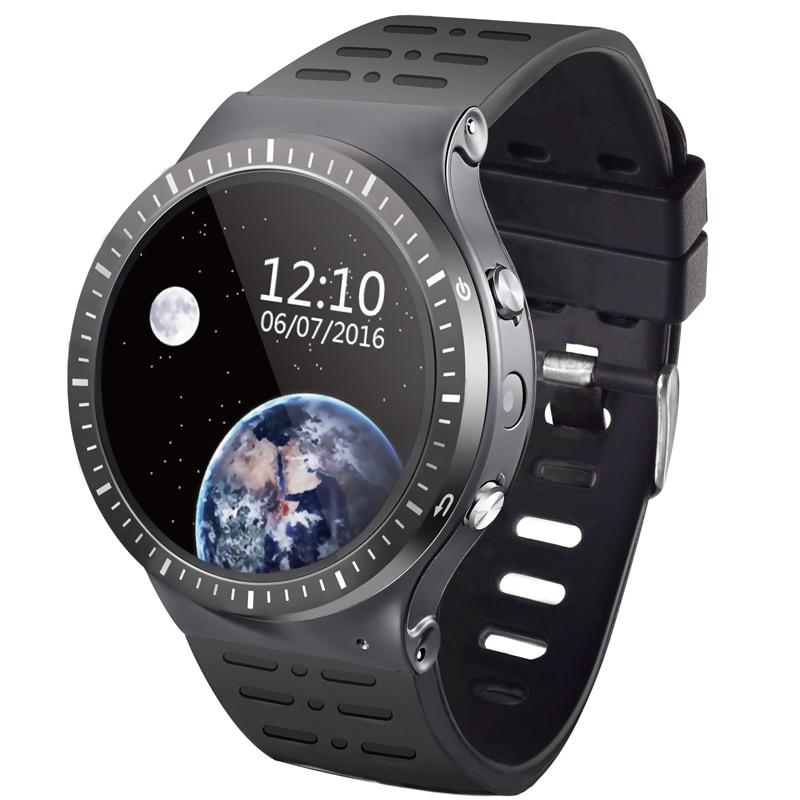 Smart watch s99b soporte android 5.1 mtk6580m de teléfono 1.3g de cuatro núcleos