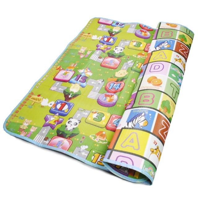 1pc EVA Foam Baby Play mat Crawling Mats Developing Baby Playmat Tapete Infantil Kids Carpet 180*150cm Baby Toy -- BYD006 PT30