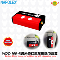 Car accessories  Cartoon Mickey mouse red and black car with a tissue box cover WDC-106 freeshipping