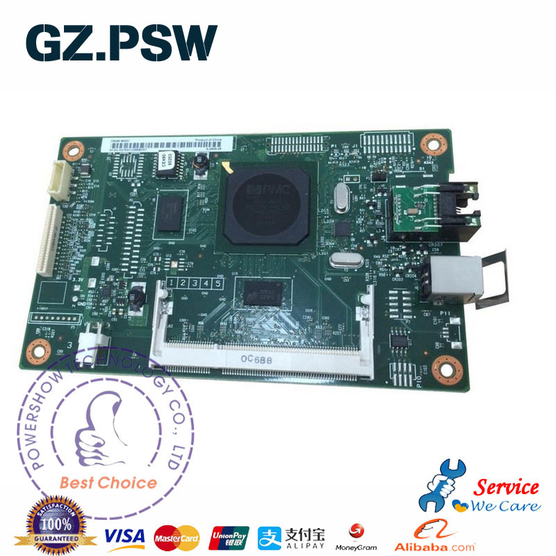Formatter Board Main PC Board Logic CE490 60001 CE490 67901 For HP CP5225 HP5225 5225 Serise