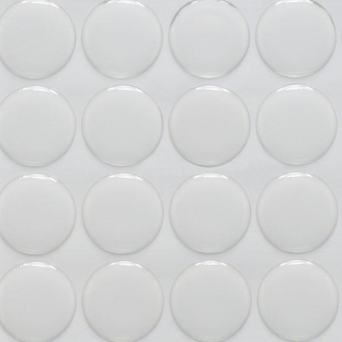 1 inch epoxy stickers adhesive circle stickers self adhesive stickers 3d effect clear round epoxy stickers