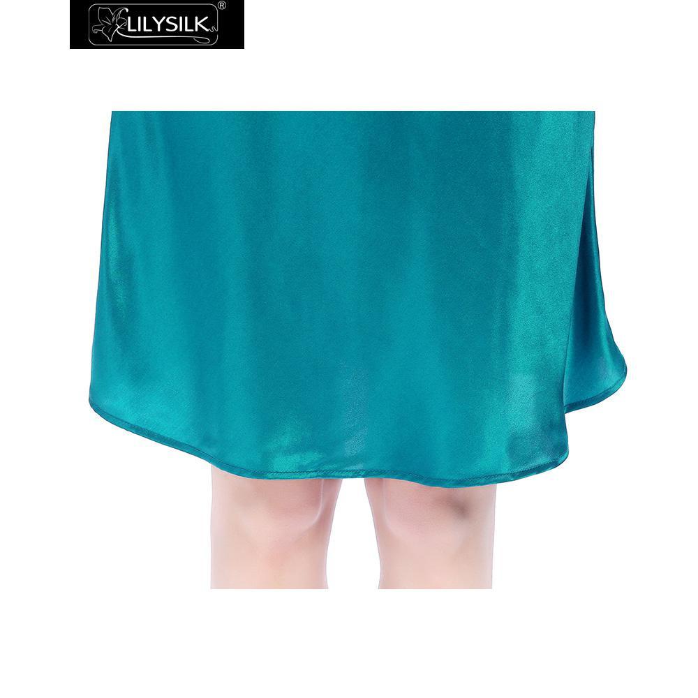 dark-teal-22-momme-crossed-back-silk-nightgown-07
