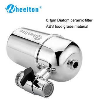 Remove water contaminants water ionizer household water filter purifier purification for kitchen water freeshiping