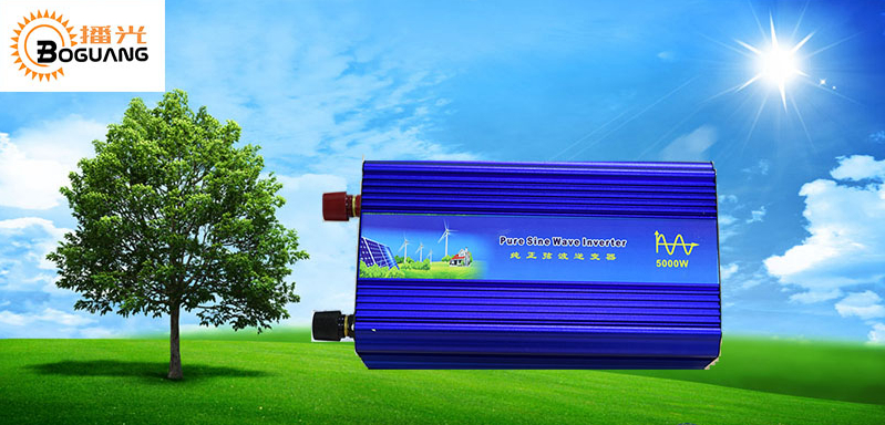 Xinpuguang 500W Inverter Pure Sine Wave Off Grid Solar Panel Kits PSW 12V 24V DC to 220V 110V AC Outdoor RV Marine Home Camping boguang 110v 220v 300w mini solar inverter 12v dc output for olar panel cable outdoor rv marine car home camping off grid