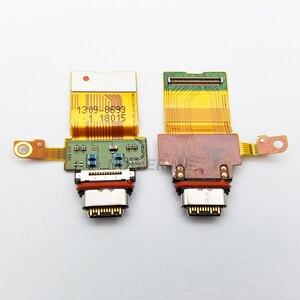 Image 3 - Dower mi złącze USB typu c ładowarka Port ładowania Flex kabel do Sony Xperia XZ2 kompaktowy XZ2C H8314 H8324 tak 05