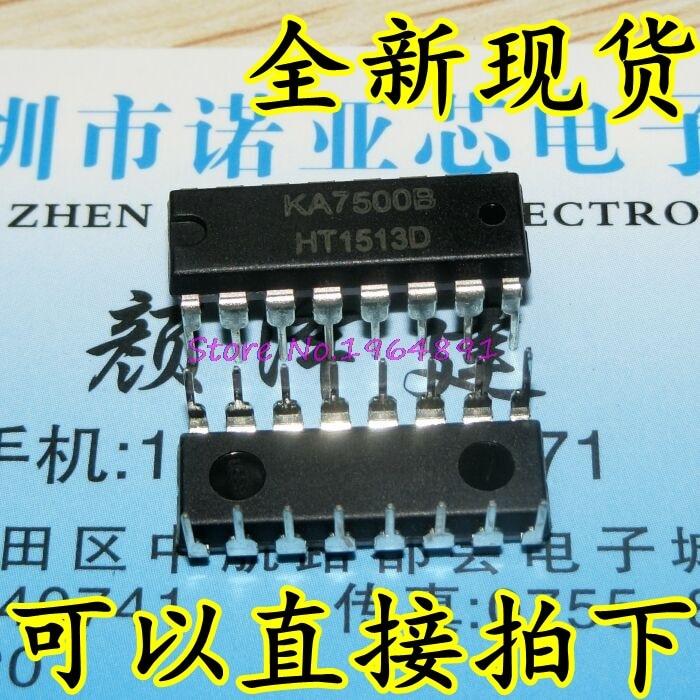 10pcs/lot KA7500B KA7500 DIP-16 New Original In Stock