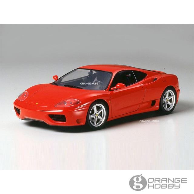942ac418c2fc OHS Tamiya 24298 1 24 360 Modena Scale Assembly Car Model Building Kits G