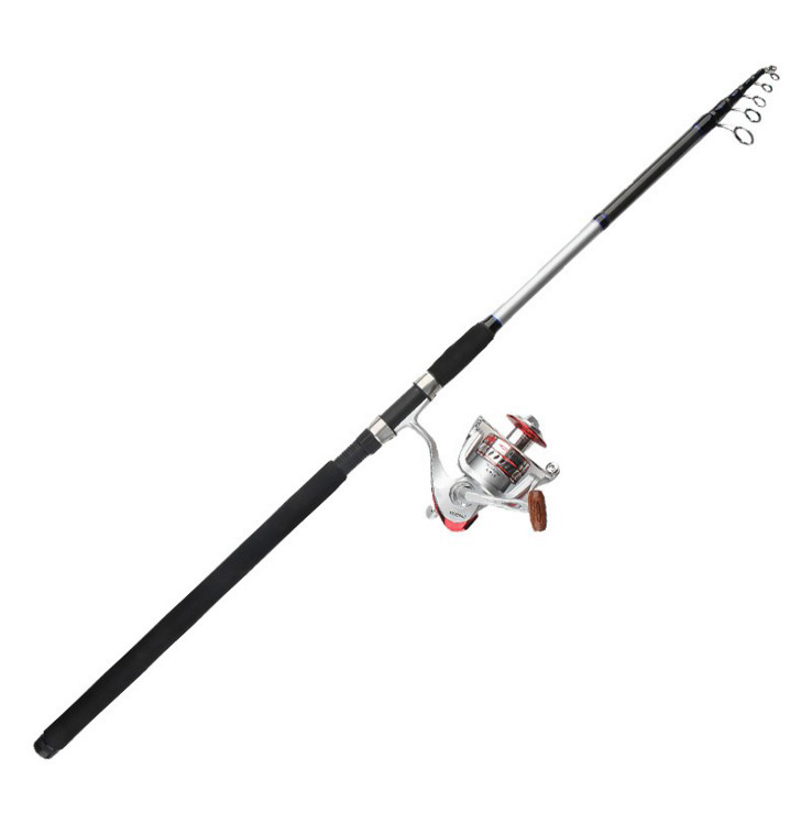 Export to Japan Telescopic Fishing Rod carbon fishing sea rod SURF ROD 2 7 3 0