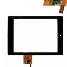 New For Acer A1-810 A1-811 7.9'' inch Touch Screen Digitizer Sensor Glass Panel Tablet PC Replacement Parts Black все цены