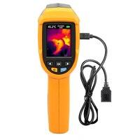 SW8060 портативная тепловизионная камера от 30 до 400 градусов Высокое разрешение цветной экран ночного видения перезаряжаемый тепловизор