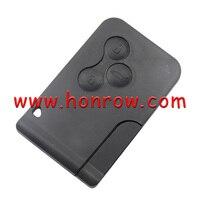 Hot Selling Renault Megane 3 Button Remote Key Megane Smart Card