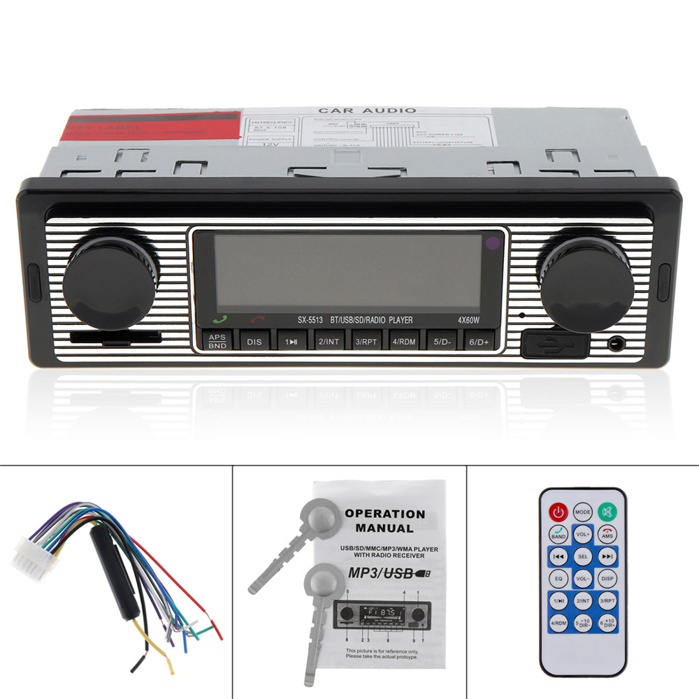 Remote Radio with Last 12
