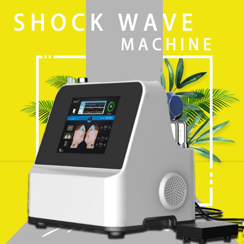 2019 New Therapy Beauty Machine Shock Wave Tissue Destruction Pain Decrease Physiotherapy Gainswave ED Erectile Dysfunct