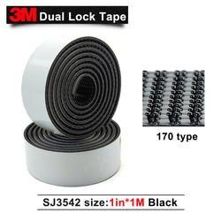 3 м SJ3542 (Тип 170) Dual Lock закрывающимися крепежные ленты 1 м Длина 25,4 мм Ширина