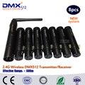 Бесплатная доставка DHL беспроводной световой контроллер dmx512