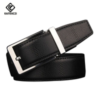 DANNUOSI Brand Men S Leather Belt Men S High Grade Leather Belt Pure Leather Jeans