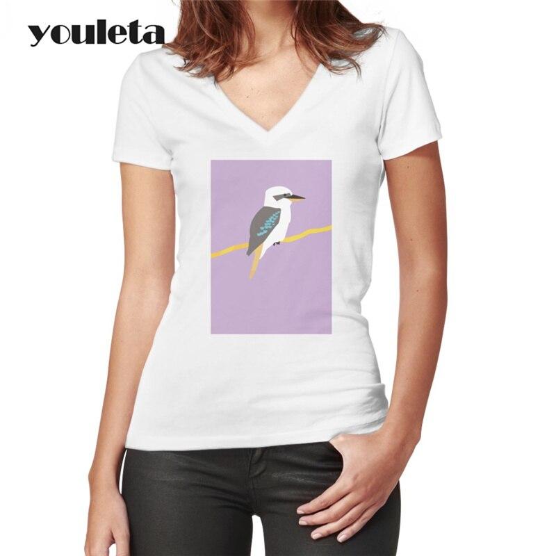 2018 Women T-shirt Cotton Printed Bird Squad T Shirt Women Casual Summer Spring Tops Girl Comfortable Tee