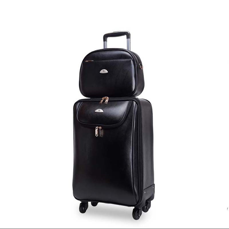 BeaSumore Men Business Rolling Luggage Set Spinner Wheel Suitcases 20 inch Cabin Trolley High capacity password Travel Bag BeaSumore Men Business Rolling Luggage Set Spinner Wheel Suitcases 20 inch Cabin Trolley High capacity password Travel Bag