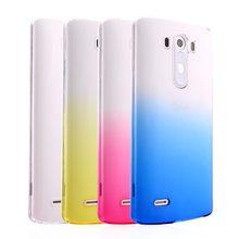 16e4719279e Ultra fino transparente suave TPU Fundas para móviles para LG G2 G3 G4 G5  V10 V20