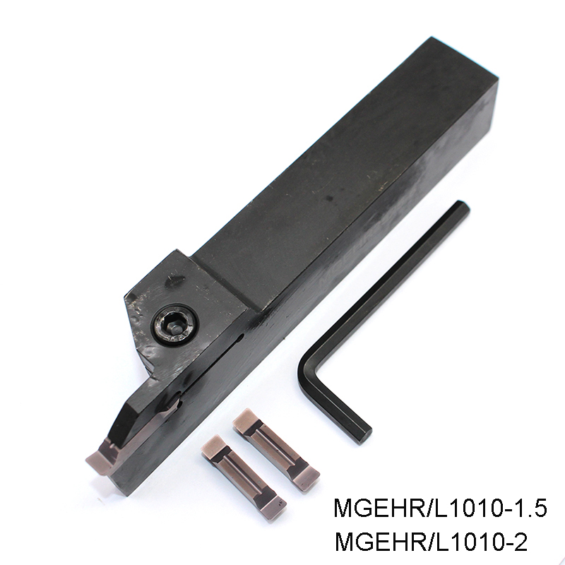 MGEHR1010-1.5 MGEHR1010-2 Extermal Turning Tool Boring Bar Cnc Machine Cutting Slotting Tool Holder For MGMN150 MGMN200 Inserts