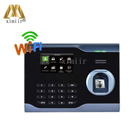 WIFI Communication Biometric Fingerprint Time Attendance Time Lock Linux System ZK U160 WIFI Time Attendance Recorder