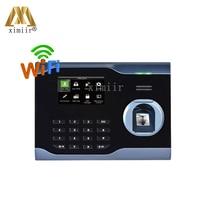 WIFI Communication Biometric Fingerprint Time Attendance Time Lock Linux System ZK U160 WIFI Time Attendance Recorder
