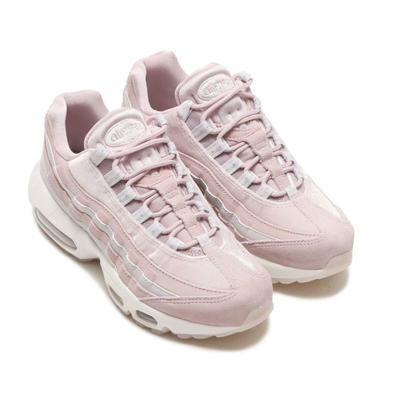 new concept bbd02 1a867 NIKE AIR MAX 95 LX Original Running Shoes For Women Stability Height  Increasing Sneakers For Women Shoes  AA1103 600-in Running Shoes from  Sports ...