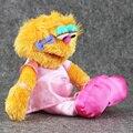 30 cm Sesame street ZOEP exuberante Niños y Niñas Juguetes de Colección de Juguetes de Peluche Muñeca de Peluche de Cumpleaños Regalos