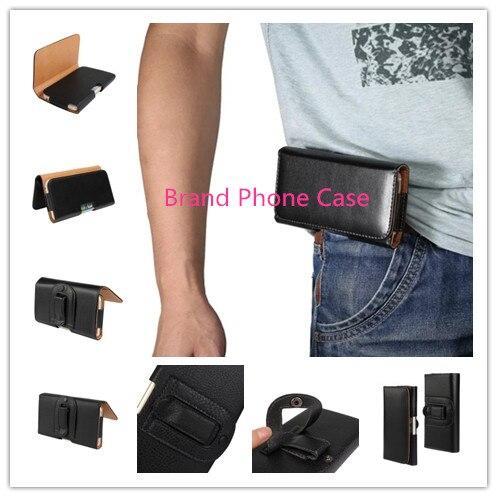 Гладкие/грубая рисунок искусственная кожа Телефон Зажим для ремня чехол для Asus Zenfone Max ZC550KL сотовый телефон Интимные аксессуары чехол Сумки …