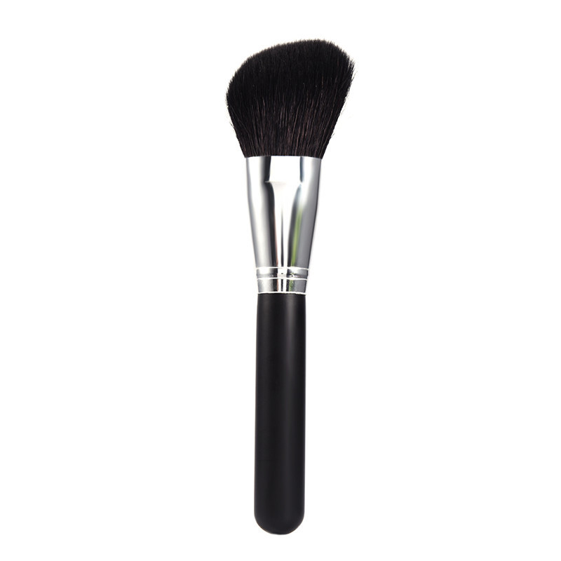 1Pcs Makeup Brushes Multi-Function Pro Cosmetics Powder Concealer Blush Liquid Foundation Make up Brush Overmal Wooden Brusher fulljion 1pcs oblique head blush brush multi function foundation powder makeup brushes cosmetics tools wood handle 7 colors