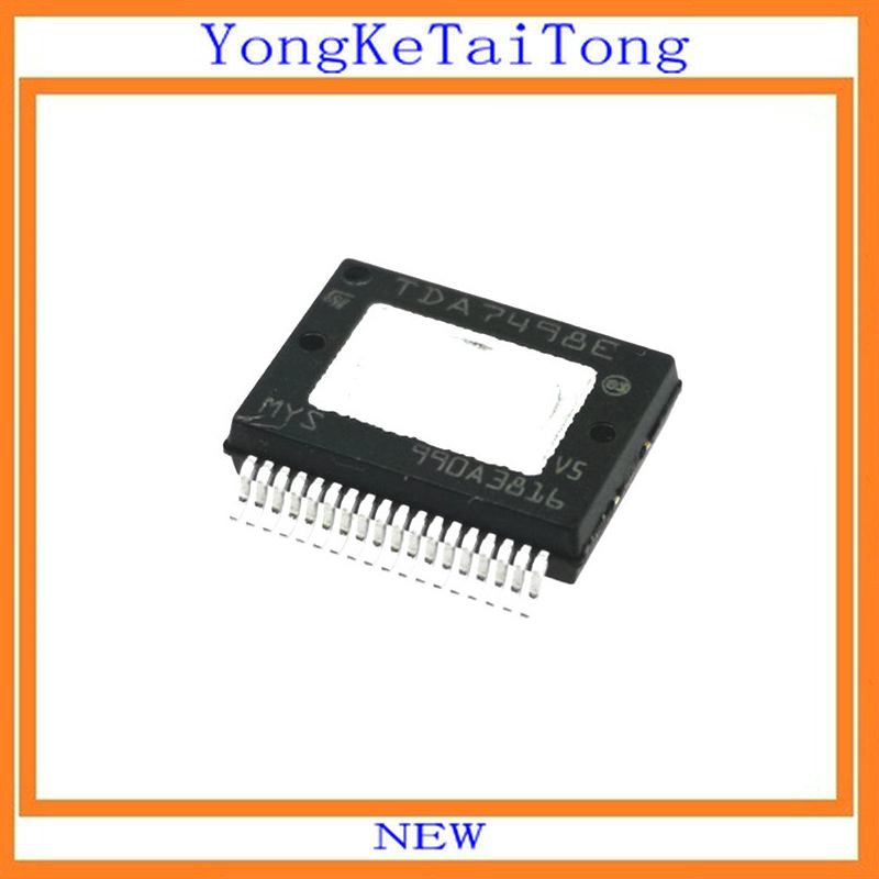 1PCS TDA7498ETR TDA7498MV TDA7498E TDA7498 IC AMP AUDIO CLASS D PWRSSO36