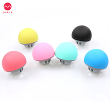 Mini Wireless Bluetooth Speaker Portable Mushroom Hands Free Speaker Waterproof Loudspeaker Receiver USB For IOS Android PC