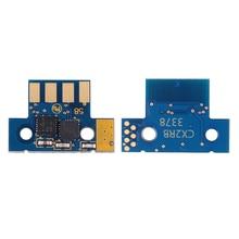 1 zestaw 8K 80C8XK0 80C8XC0 80C8XM0 80C8XY0 z tonerem chip dla lexmark CX510 CX510dhe CX510dthe printe ameryki południowej bliski wschód afryka