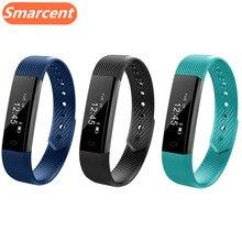 Smarcent TK47 Фитнес трекер Smart Браслет Bluetooth сна Мониторы спортивный браслет вызова Reminde смарт-браслет для IOS Android