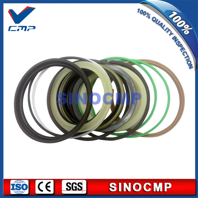 R160LC 7 R180LC 7 Arm Cylinder Repair Seal Kit 31Y1 20450 For Hyundai Excavator Oil seals