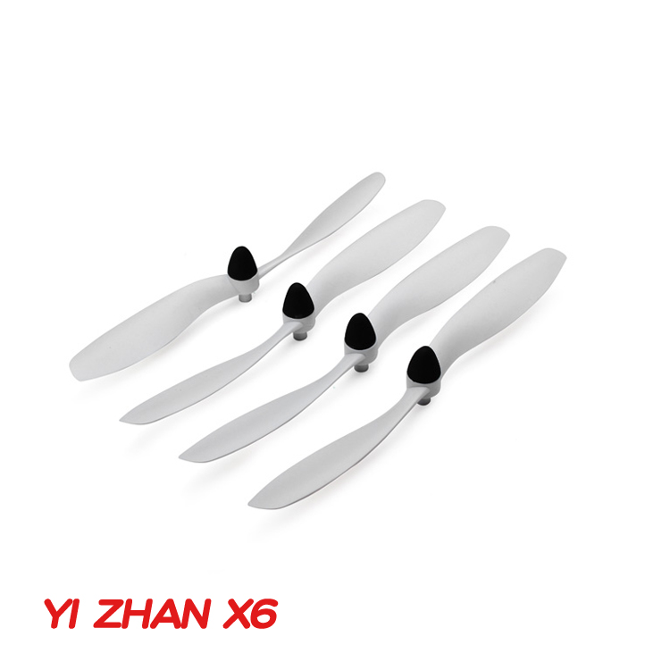 YiZhan Tarantula X6 RC Quadcopter Spare Parts Propeller Blades x6-01 for JJRC H16 newest xk x252 rc quadcopter spare parts propeller 2cw 2ccw for rc quadcopter multicopter spare parts