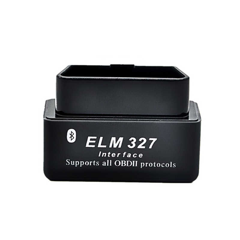 Super ELM327 V1.5 MINI ELM327 adapter bluetooth OBD2 elm327 Auto interfejs diagnostyczny ELM 327 OBDII samochodowy czytnik kodów w celu sprawdzenia silnika,