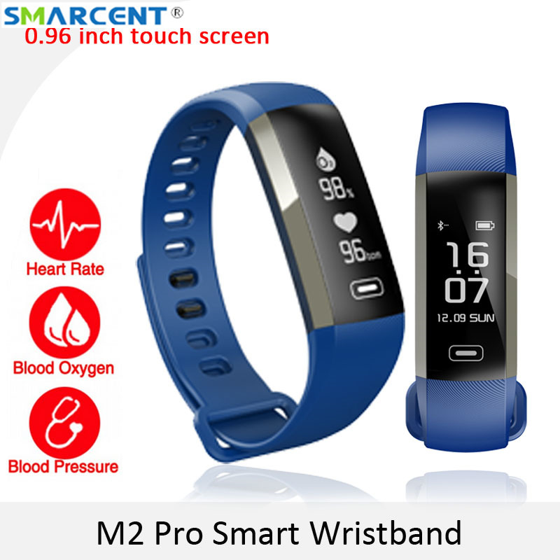 M2 Pro R5MAX Smart Fitness reloj de pulsera inteligente 50 de pantalla de información presión arterial monitor de Frecuencia Cardíaca de oxígeno en la sangre