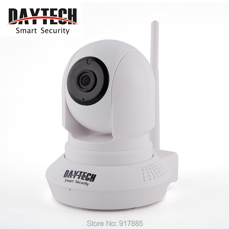 daytech wifi ip camera home security camera wi fi two way. Black Bedroom Furniture Sets. Home Design Ideas