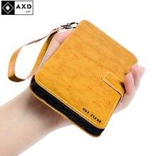 AXD Wallet Case For Asus Zenfone 4 ZE554KL Selfie Pro ZD552KL ZD553KL Retro Flip Stand Cover For ZF 4V V520KL 4 pro ZS551KL Case цена и фото