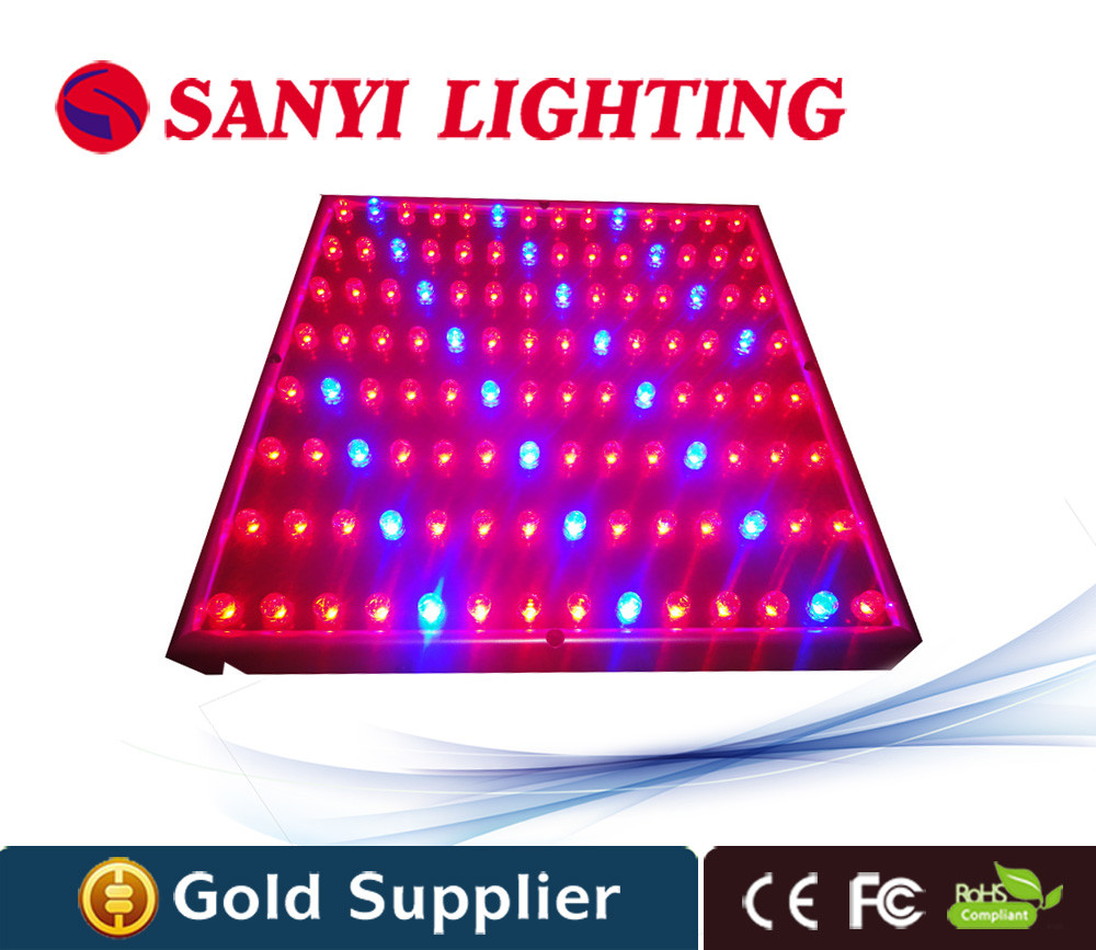 Greenhouse LED Grow Light red blue 45W Indoor Plant Lamp For Plants Vegetable Hydroponics System Grow Bloom Flowering