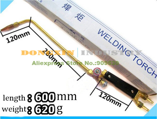 Welding torch HO1-20 gas brass torch  for Hvac refrigeration A/C system brazing torch