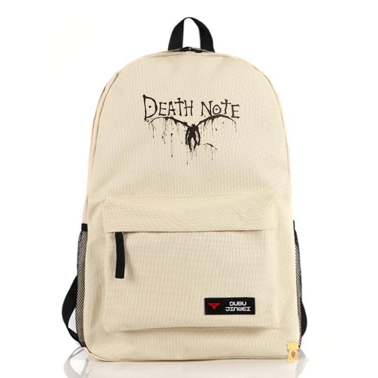 Death Note Рюкзак Аниме Школьный Саквояж
