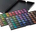 120 Colores de Sombra de Ojos paleta de Cosméticos de Maquillaje Paleta de Sombra de ojos Sombra de Ojos set